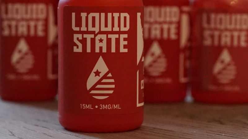 Обзор жидкости Liquid State Vapors.Внешний вид и информация