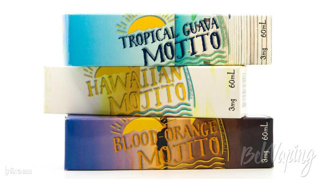 Обзор жидкости Mojito Island от One Hit Wonder.Описание вкусов Mojito Island