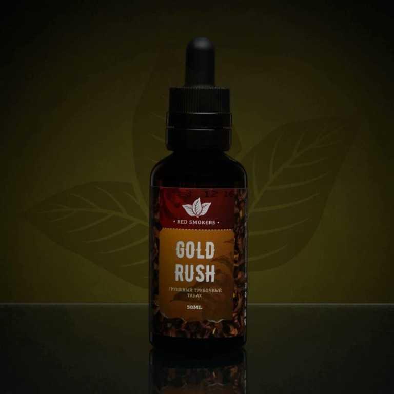 Обзор жидкости Red Smokers New.Gold Rush