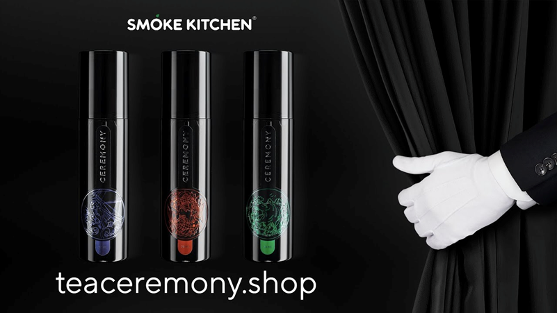 Обзор жидкости Smoke Kitchen Ceremony.Вкусы и линейки