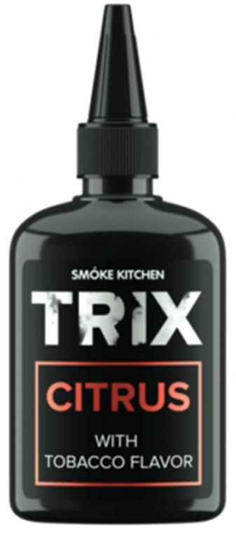 Обзор жидкости TRIX.Упаковка