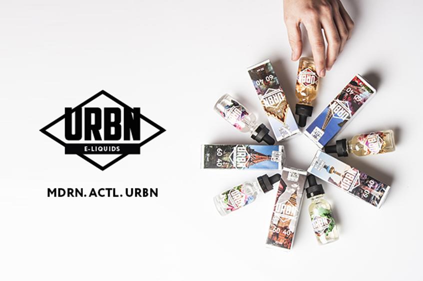Обзор жидкости URBN
