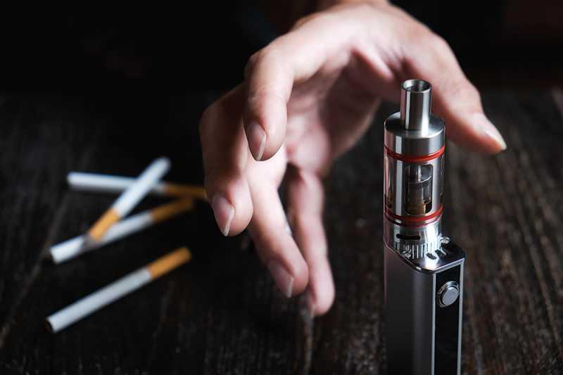 Отказаться от вейпинга легче, чем от курения табака.О разнице между традиционным курением и «электронкой»