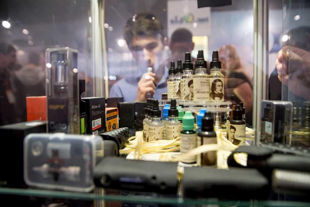 Потенциал есть. Российский вейп-рынок не боится закона об обычных сигаретах.Тенденция на вейп-рынке