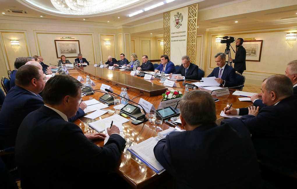 Регулирование АСДН. Россия ищет свой путь