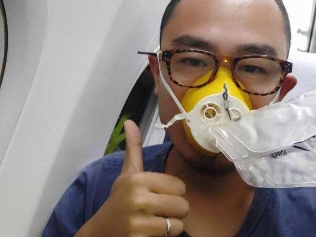 Самолет Air China снизился на 6.5 км из-за курившего вейп второго пилота.Ведётся расследование