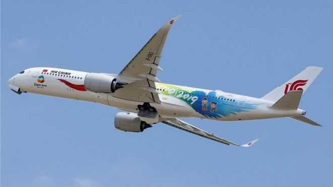 Самолет Air China снизился на 6.5 км из-за курившего вейп второго пилота