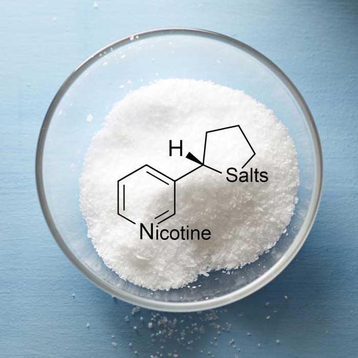 Солевой никотин — что это?.Жидкости на солевом никотине