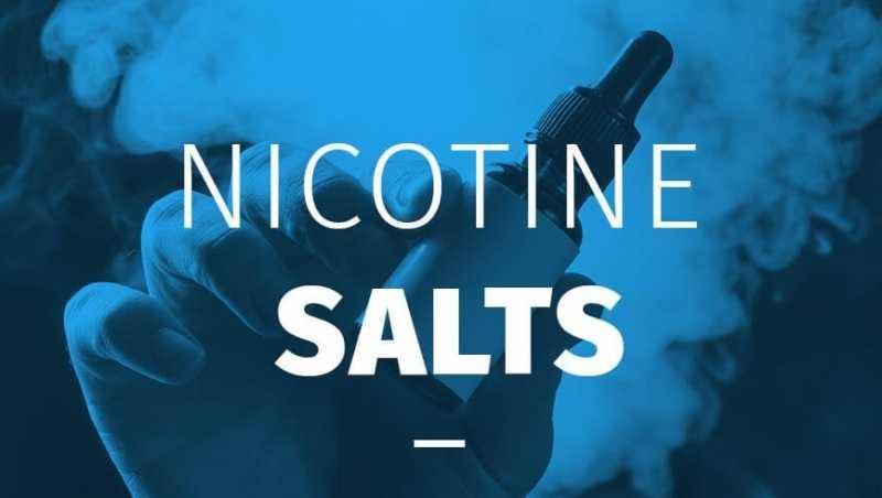 Солевой никотин — что это?