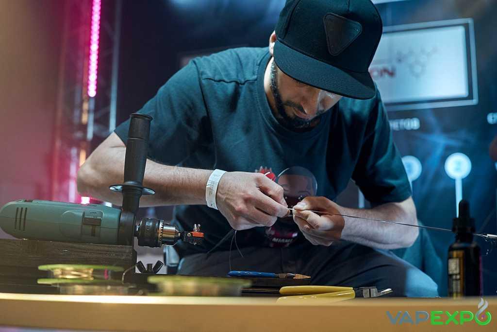 Vapexpo Moscow в цифрах: как развивалась ивент-индустрия вейпинга в России.Об активностях ивента