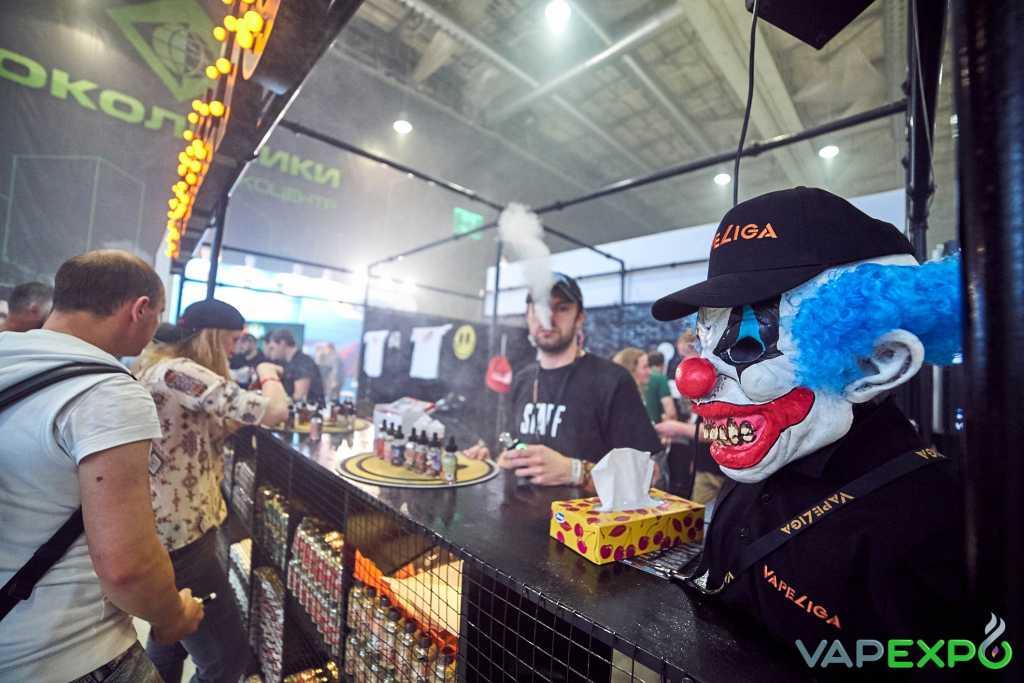 Vapexpo Moscow в цифрах: как развивалась ивент-индустрия вейпинга в России